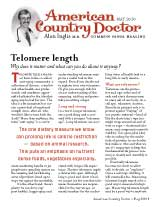 American Country Doctor May 2010