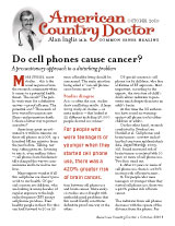 American Country Doctor October 2010