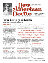 New American Doctor January 2011