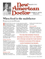 New American Doctor March 2011